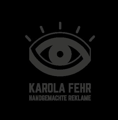 Karola Fehr - Handgemachte Reklame