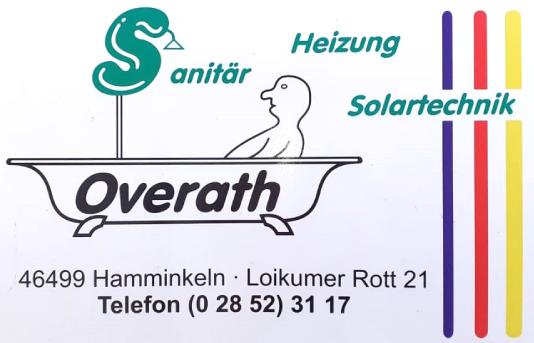 Overath Sanitär Heizung Solar
